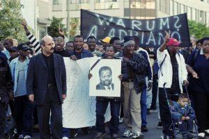Dessau | Neonazimord | Alberto Adriano